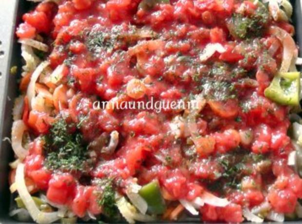 Pangasius-Fischfilet mit Zitronen-Dill-Marinade - Rezept - Bild Nr. 9