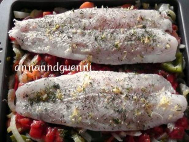 Pangasius-Fischfilet mit Zitronen-Dill-Marinade - Rezept - Bild Nr. 10