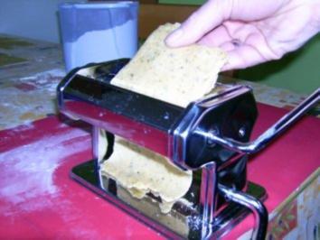 Rezept: Kräuter-Nudelteig