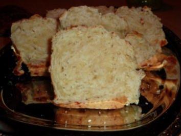 Brot: Käsebrot, das Schnelle - Rezept