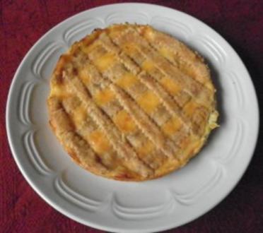 Kleiner Rhabarberkuchen - Rezept