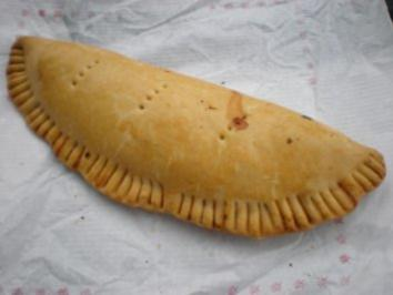 Teigtaschen Empanada - Rezept