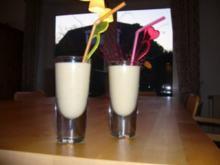Orangen-Bananen-Drink - Rezept
