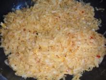 Gebratene Eiernudeln asiatisch ohne Fleisch - Rezept