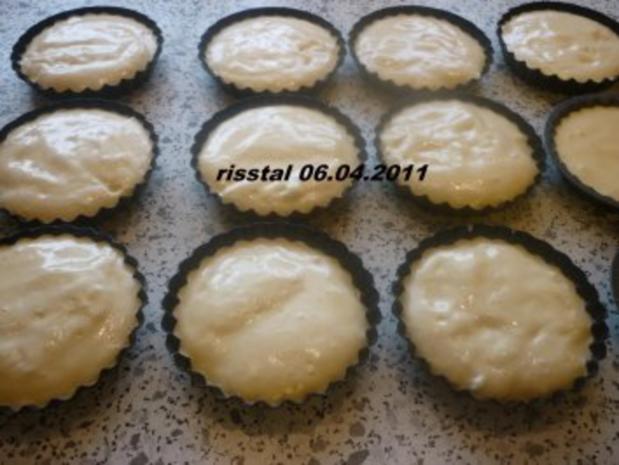 Bisquit - Torteletts - Rezept - Bild Nr. 5