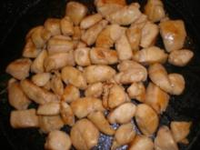 Soja-Hähnchen - Rezept