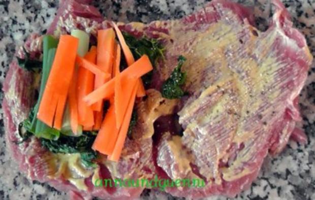 gefüllte Schweinefilets - Rezept - Bild Nr. 4