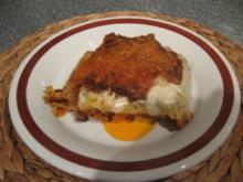 Klassische Hackfleisch-Lasagne - Rezept