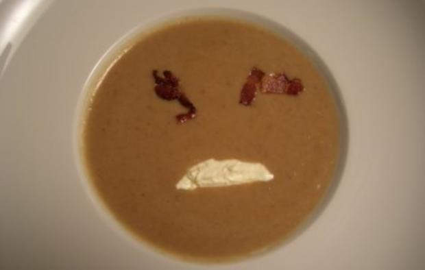 Maronen-Cremesuppe - Rezept