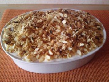 Festtags-Dessert - Rezept