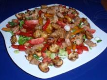 Frühlingssalat mit Pfiff - Rezept