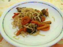 China-Pfanne mit Entenbrust - Rezept