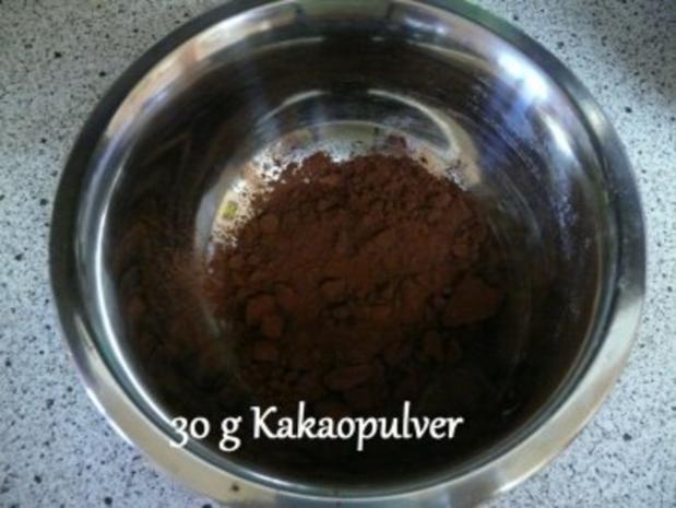 Schoko-Kirsch-Kuchen - Rezept - Bild Nr. 8
