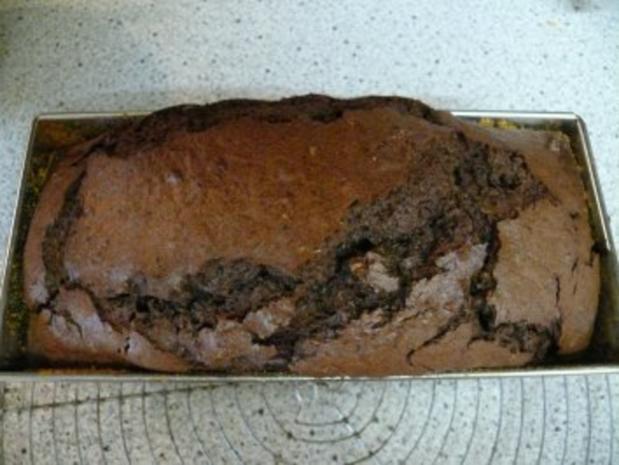 Schoko-Kirsch-Kuchen - Rezept - Bild Nr. 16