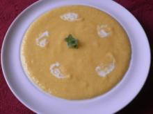 Kokos - Mango - Curry - Süppchen ... - Rezept