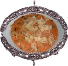 Fisch : Thunfisch - Tomaten Soße - Rezept