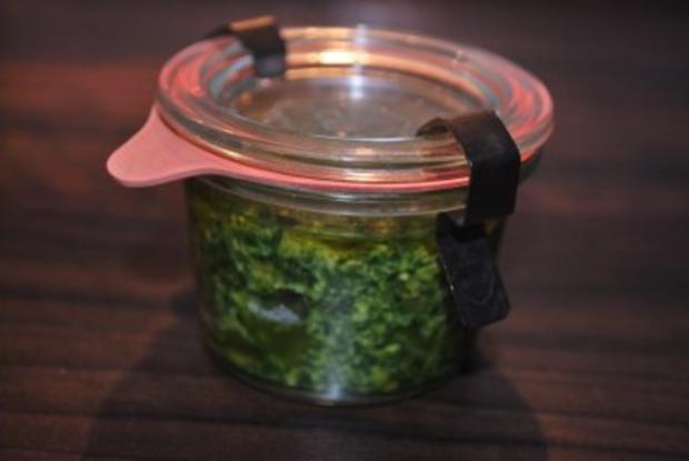 Rucola-Pesto - Rezept - Bild Nr. 4