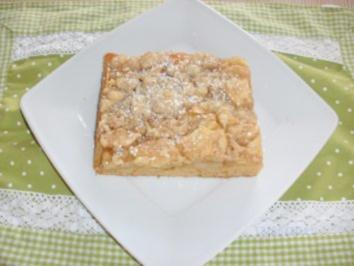 Rezept: Apfeldatschi