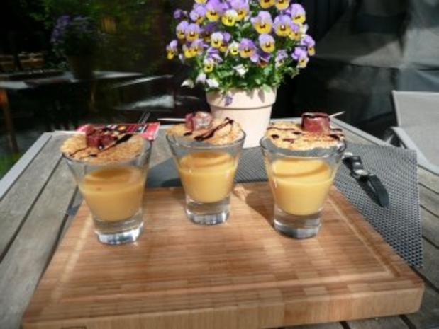 GLASFOOD 18 Karotten-Ingwer-Suppe - Rezept - Bild Nr. 2