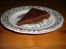 Schoko-Walnuss-Tarte - Rezept