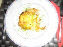 Chamignon-Chili-Hack-Lasagne - Rezept