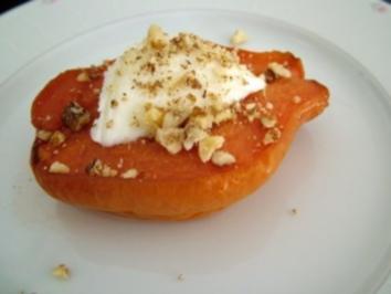 Ayva Tatlisi = Quitte Dessert - Rezept