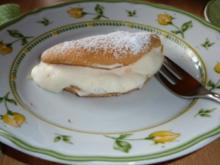 Torten: Biskuitomeletts mit Mandarinen - Rezept