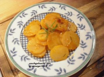 In Weißwein gedünstete Kartoffeln - Rezept - Bild Nr. 4