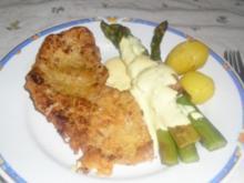 Pariser Schnitzel - Rezept