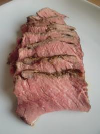 Roastbeef Zubereitung - Rezept