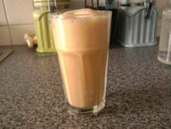 Erfrischendes Kaffee Frappé - Rezept