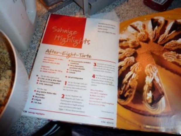 Torten: After-Eight-Torte - Rezept - Bild Nr. 2