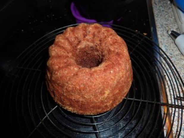 Kuchen: Schoko-Minigugelhupf - Rezept - Bild Nr. 7