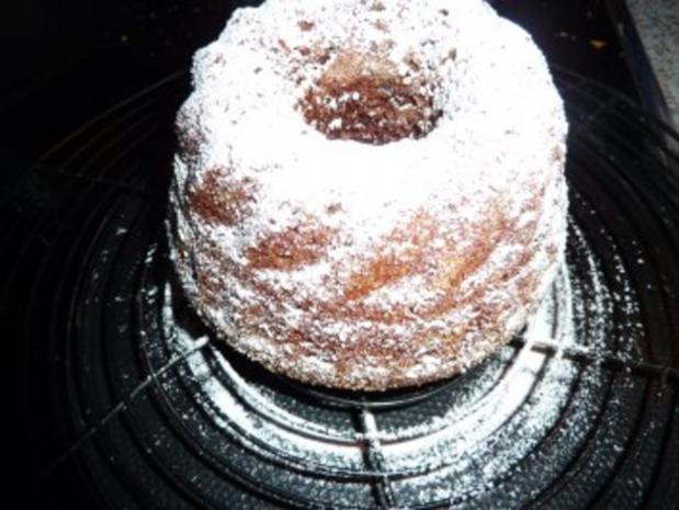Kuchen: Schoko-Minigugelhupf - Rezept