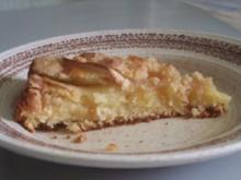 Apfelkuchen mit Zimtstreusel - Rezept