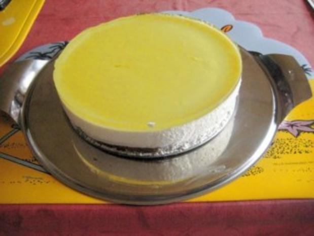 Quark- Zitronen - Torte - Rezept - Bild Nr. 20