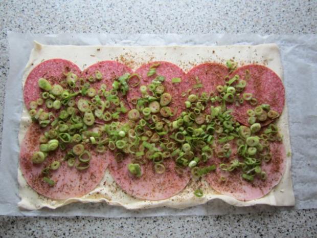Ratz-Fatz-Pizzaschnecken - Rezept - Bild Nr. 3