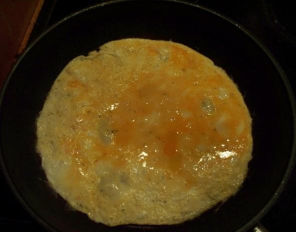 Bauernfrühstück-Omlette - Rezept - Bild Nr. 2
