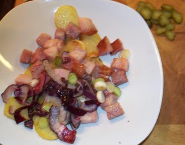Bauernfrühstück-Omlette - Rezept - Bild Nr. 3