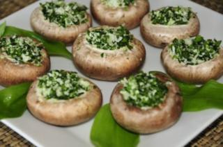 Rezepte fingerfood champignons