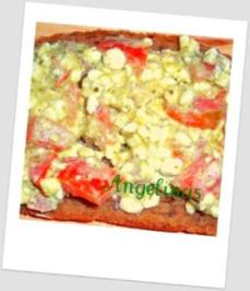 Rezept: Hüttenkäse- Brotaufstrisch