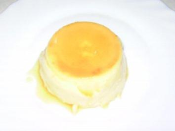 Flan de Piña - Rezept