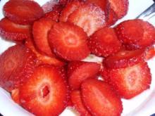 Fruchtiges Erdbeer-Quark-Dessert - Rezept