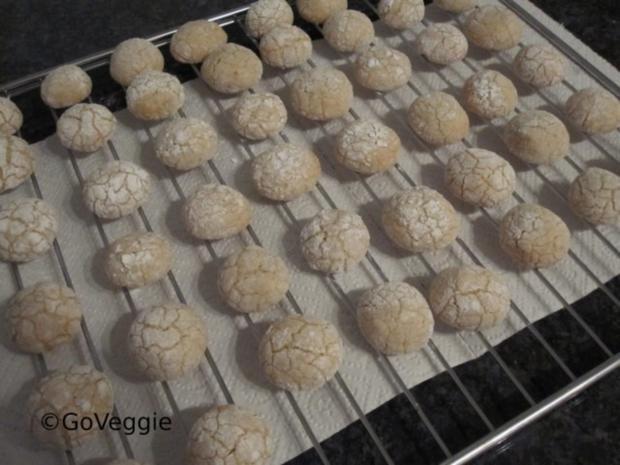 Amarettini Kekse - Rezept - Bild Nr. 4