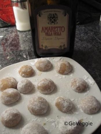 Amarettini Kekse - Rezept - Bild Nr. 2