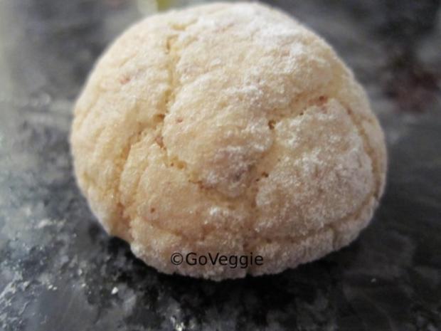 Amarettini Kekse - Rezept - Bild Nr. 5
