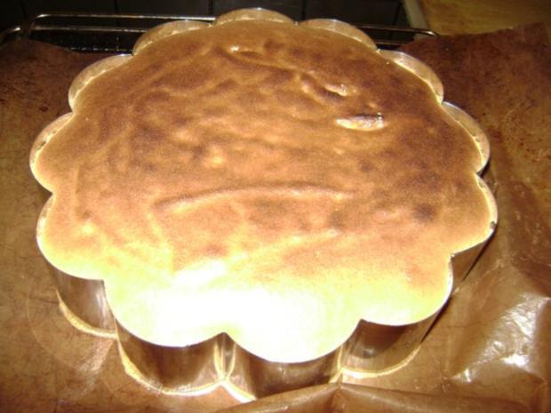 Bisquitboden hoch - Biskuit - Bisquit - Tortenboden hell oder dunkel - wie vom Bäcker - Rezept - Bild Nr. 7