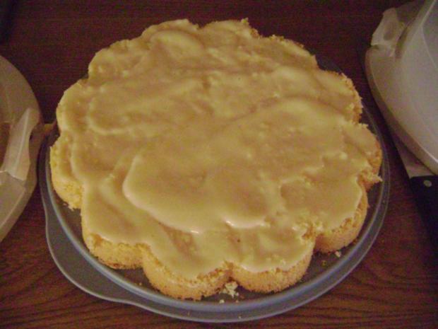 Bisquitboden hoch - Biskuit - Bisquit - Tortenboden hell oder dunkel - wie vom Bäcker - Rezept - Bild Nr. 10