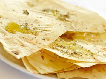 Rezept: Knusperbrot aus Sardinien
