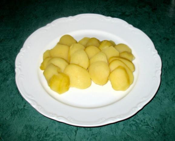 Kartoffeln - Röstkartoffeln von gekochten Kartoffeln - Rezept - Bild Nr. 2